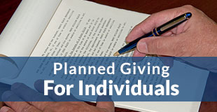 Planned Giving